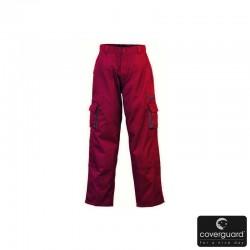 Pantalon de Travail Rouge LAVA