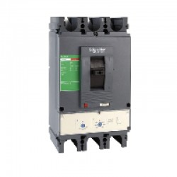 Disjoncteur CVS630F TM600D...