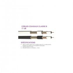 Câble Coaxial TV– Classe B...